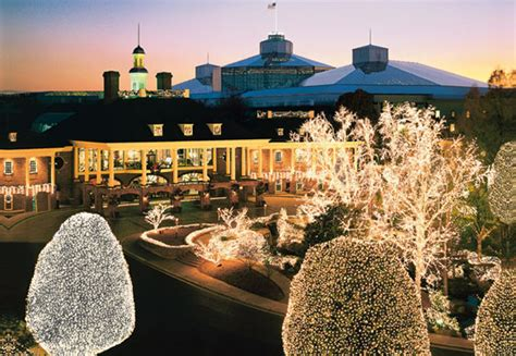 28 opry mills hotel lights nashville trip 027