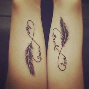 Matching Couple Tattoos for Men - Ideas and Inspiration ...