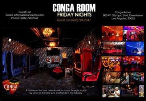 Conga Room La Live Calendar by Free Salsa The Conga Room Dtla Lovely Loving