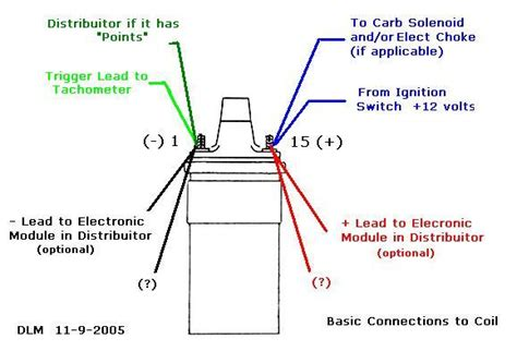 wiring diagram boat dyna ignition coil wiring diagram