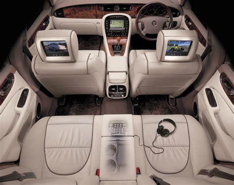 jaguar xj interior picture pic image
