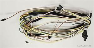 Triton 08428 Snowmobile Trailer Wire Harness For Xt And