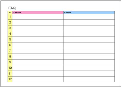 Other Excel Templates Free Download