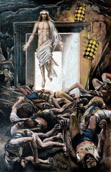 J James Tissot   resurrection   MATTHEW 28 1 After the