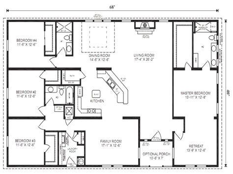 5 bedroom house floor plans 5 bedroom house plans south africa ranch style escortsea
