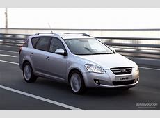 KIA cee'd Sport Wagon 2007, 2008, 2009, 2010, 2011, 2012