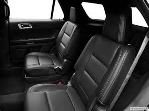 2011 ford explorer 2nd row seats