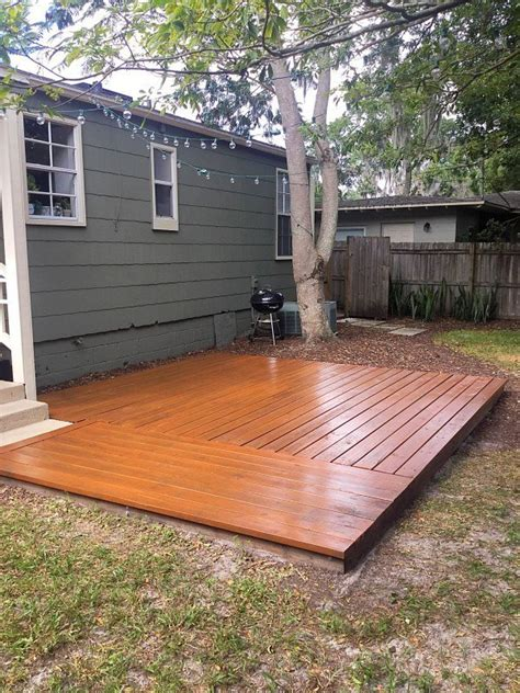 Restaining A Deck by 11 Tips Tricks For Your Diy Deck Look Amazing