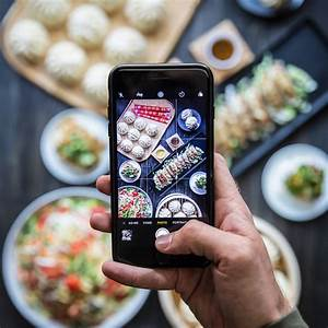 5 Tips for Taking Great Food Photos on Your iPhone | Lettuce Entertain You