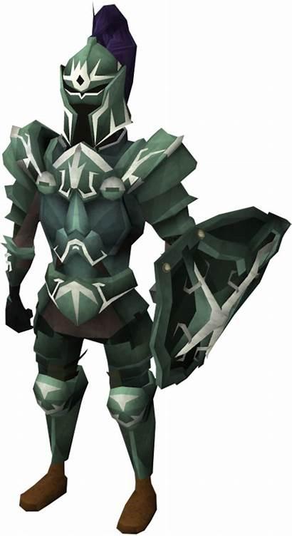 Adamant Armour Runescape Lg Trimmed Edit