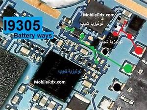 Samsung Galaxy S3 I9305 Battery Connector Ways Jumper