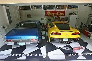 Garage Chevrolet : blt parking pads super chevy ~ Gottalentnigeria.com Avis de Voitures