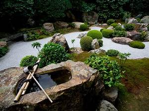 Decoration jardin zen idee creation actualite for Deco jardin zen