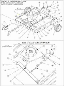Swisher Finish Mower Belt Diagram