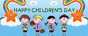 Children's Day Celebrations Taking Place In The City Of Joy.