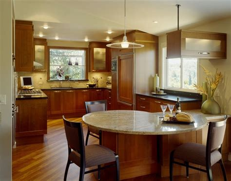 archaicfair kitchen peninsula ideas handling  small