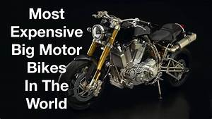 10 Most Expensive Big Motor Bikes In The World: Is Harley ...
