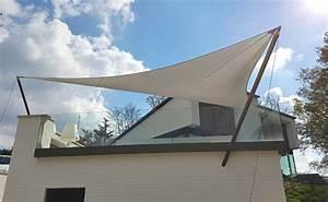 Sonnensegel Mast Selber Bauen : sonnensegel was bei starkem wind beachtet werden sollte ~ Lizthompson.info Haus und Dekorationen