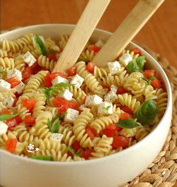 cuisine facile et originale les 25 meilleures idées de la catégorie salades de pâtes