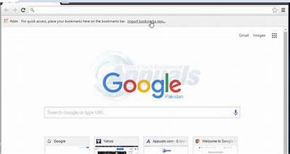 Xfinity Chrome Google Homepage Setting Start Appuals