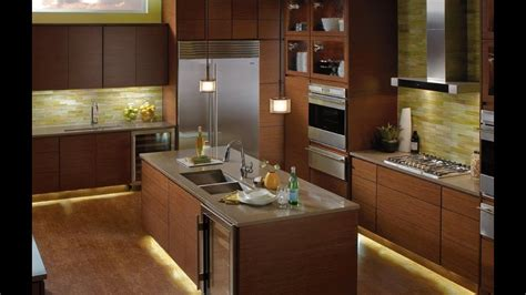 kitchen  cabinet lighting options countertop