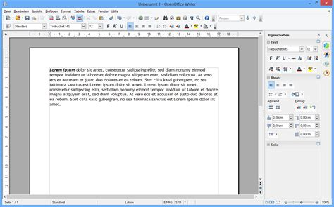 open office templates openoffice free for windows 7 10 softlay