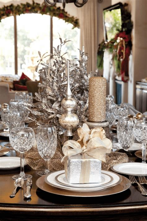 Weihnachts Tisch Deko by Tischdeko Zu Weihnachten 100 Fantastische Ideen