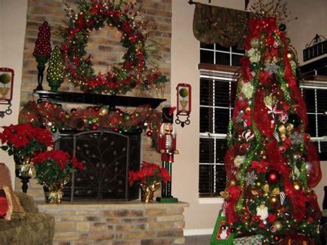 gorgeous christmas mantel decoration ideas style