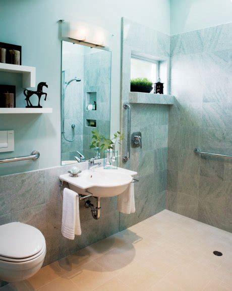 Universal Design Bathrooms  Large And Beautiful Photos