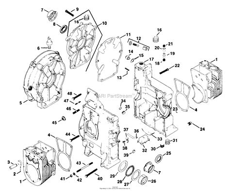 17 Hp Kohler Engine Diagram by Kohler Kt17 24323 Wheel 17 Hp Specs 24300 24364