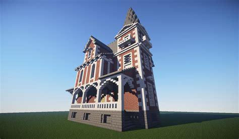 ladies house brick minecraft house design