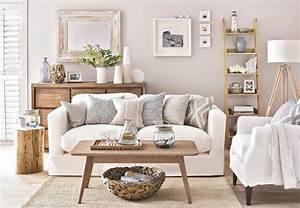 Style Deco Salon : une d coration esprit nature salon scandinave ~ Zukunftsfamilie.com Idées de Décoration