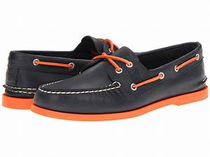 Search sperry top sider a o 2 eye neon navy neon orange