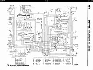 1968 Ford Galaxie Wiring Diagram