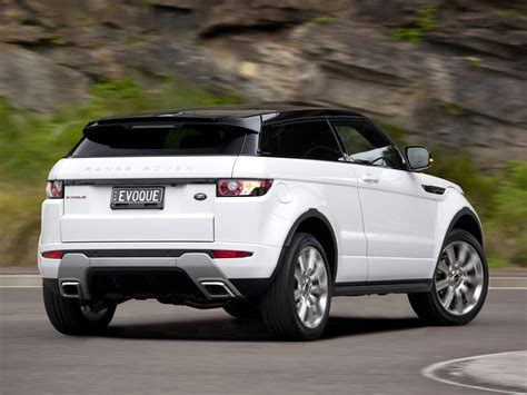 Land Rover Range Rover Evoque Coupe Dynamic 2018 Land