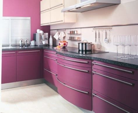 colored kitchen cabinets 19 best aubergine kitchen images on 6431