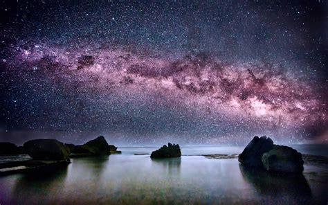 Milky Way Galaxy Wallpapers Hd Pixelstalknet