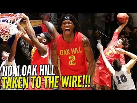 cole anthony oak hill heated game    wire cole