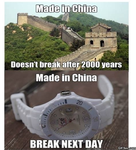 Made In China Meme - funny chinese memes
