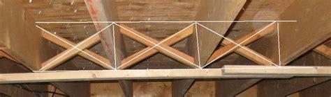 stiffening   wood floor