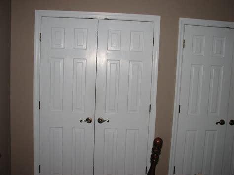 Unique Double Sliding Closet Doors Wondrous Interior