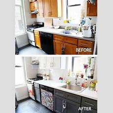 25+ Best Ideas About Apartment Kitchen Makeovers On