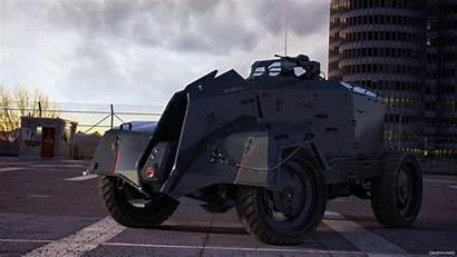 Combine Half Apc Vehicle Military Max Fantasy