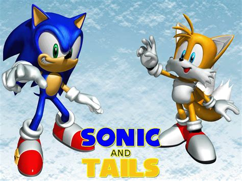 Sonic And Tails Images Sonic And Tails Hd Wallpaper And