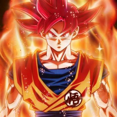 Avatars Goku God Avatar Dragon Ball Anime