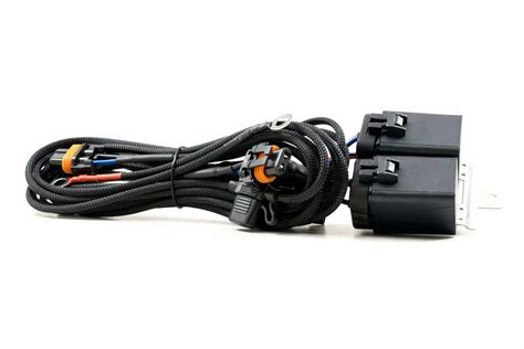 Hd Headlight Wiring Harnes by Hd Relay H11 Wire Harnesses From The Retrofit Source