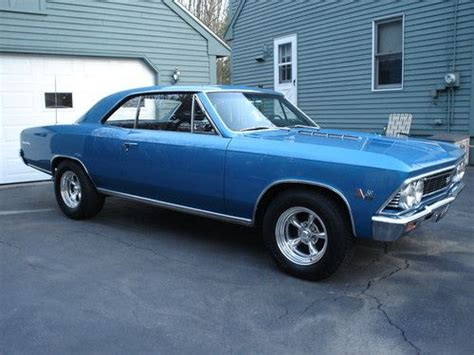 sell  show   chevelle super sport