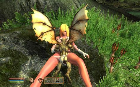 cute elf lila savefile fix  oblivion nexus mods