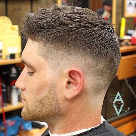 fade  high fade haircuts