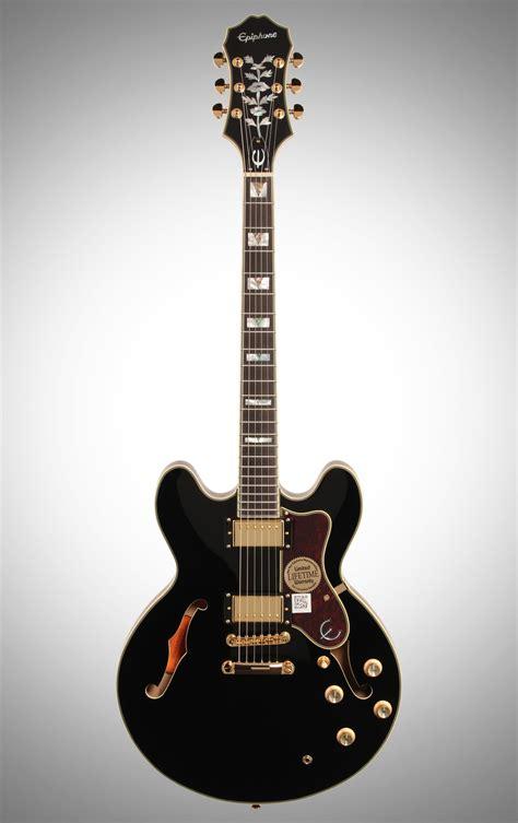 Epiphone Sheraton Ii Pro Electric Guitar Ebony
